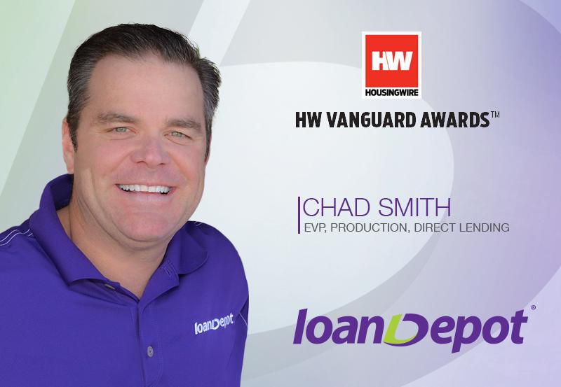 loanDepot-Vanguard-Award-Chad-Smith