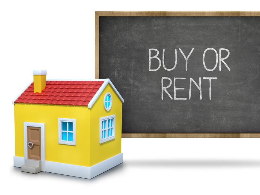 Buying-renting