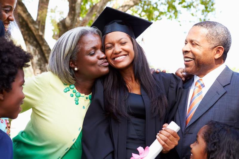 Family graduation