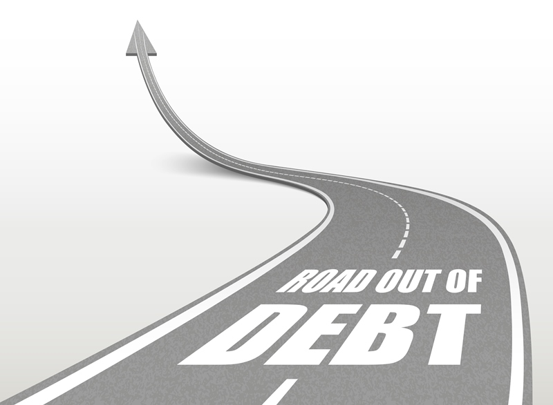 Road out of debt