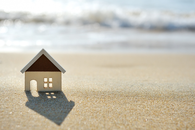 Little-house-beach