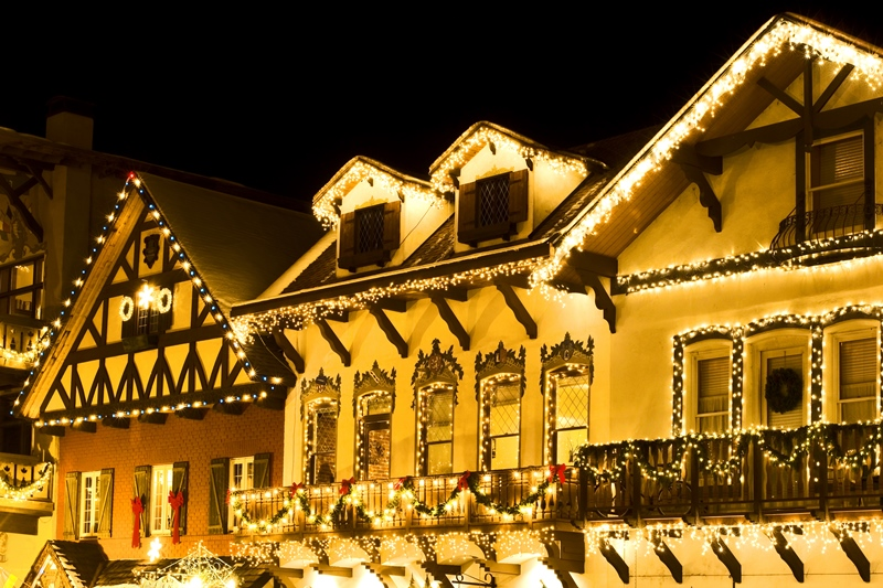 Leavenworth-washington-holidays
