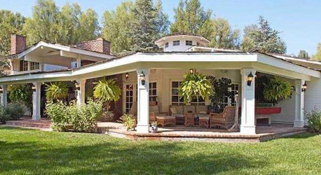 Miley Cyrus' Hidden Hills home