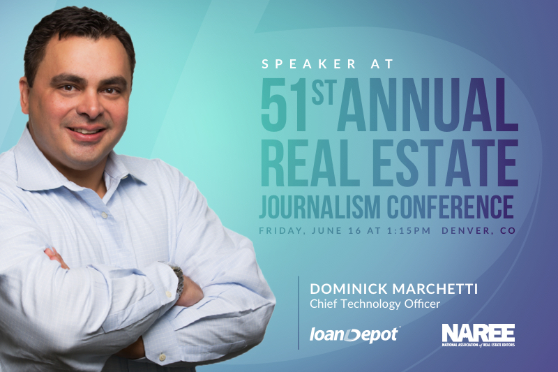Dominick Marchetti Naree Speaker June 2017