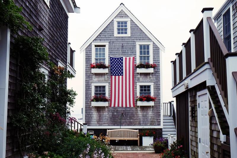 Flag house