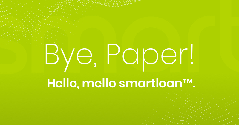 mello smartloan Data First