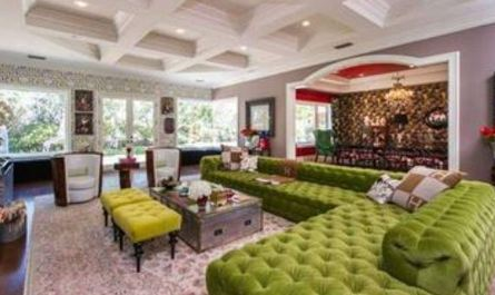 Bruno Mars' Studio City house