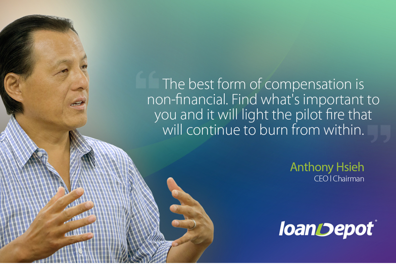 Anthony Hsieh loanDepot Vision
