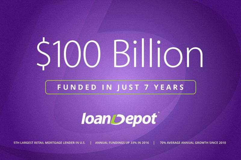 loanDepot-100-Billion