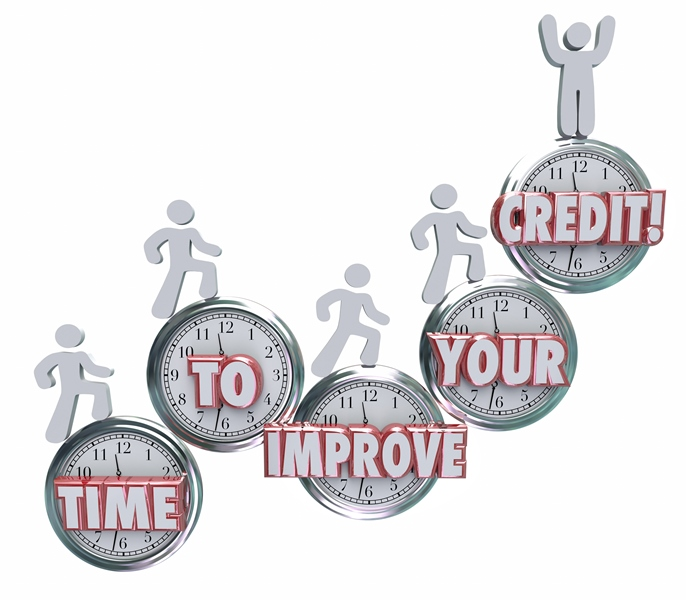Fast credit fixes