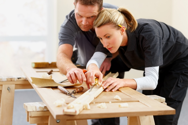 Managing home improvement